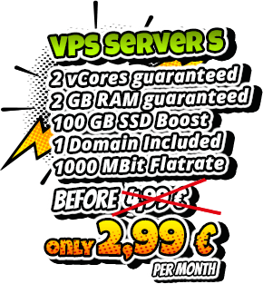 Professional Dedicated Server, Root Server and VPS Hosting