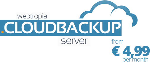 Cloud Backup Server