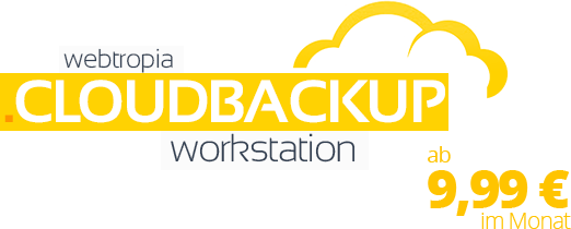 Cloud Backup Workstation